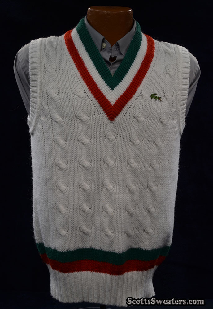 White Angora Sweater
