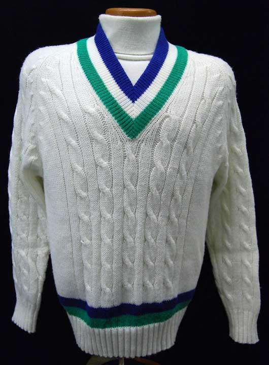 V Neck Sweater Men
